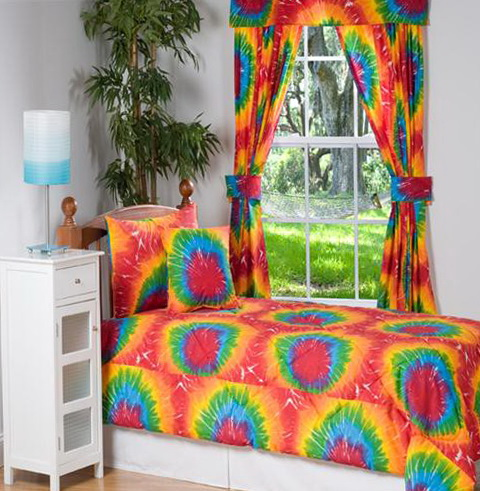 Tie Dye Bedding For Girls