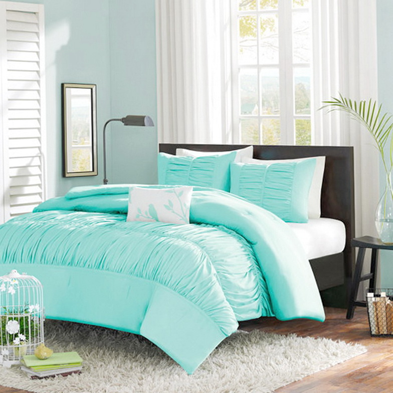 Tiffany Blue Bedding Sets