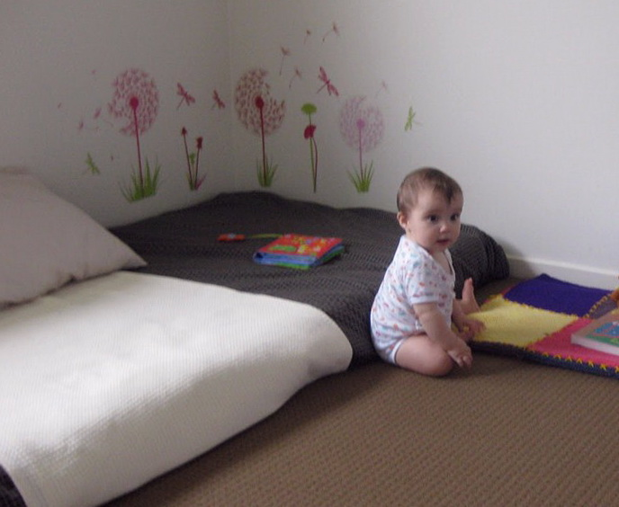 Toddler Bed Mattress On Floor
