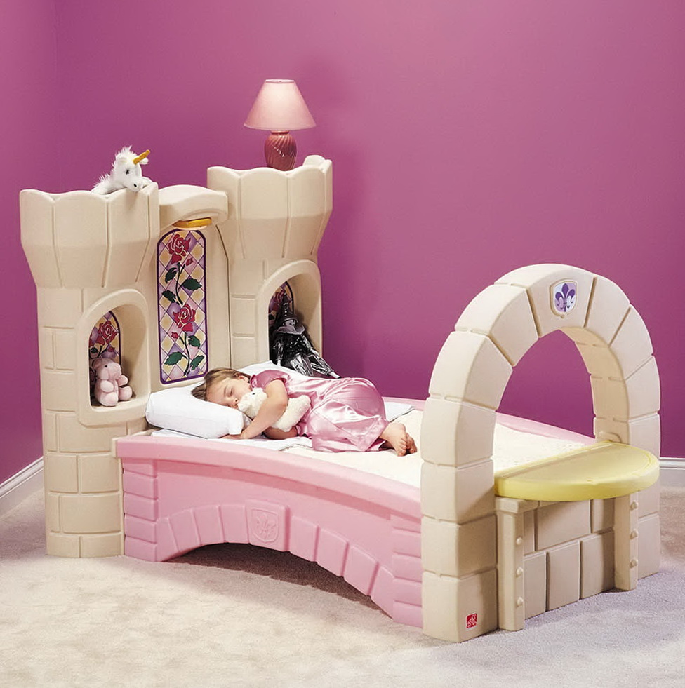 Toddler Beds For Girls Princesses