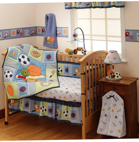 Toddler Boys Bedding Sets