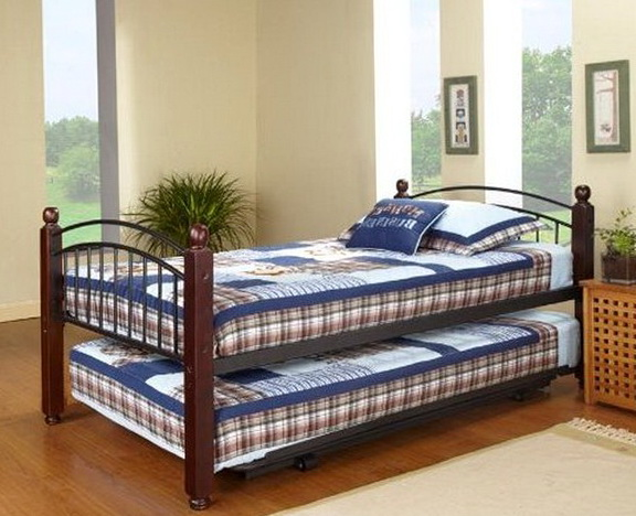 Twin Bed Frame Wood
