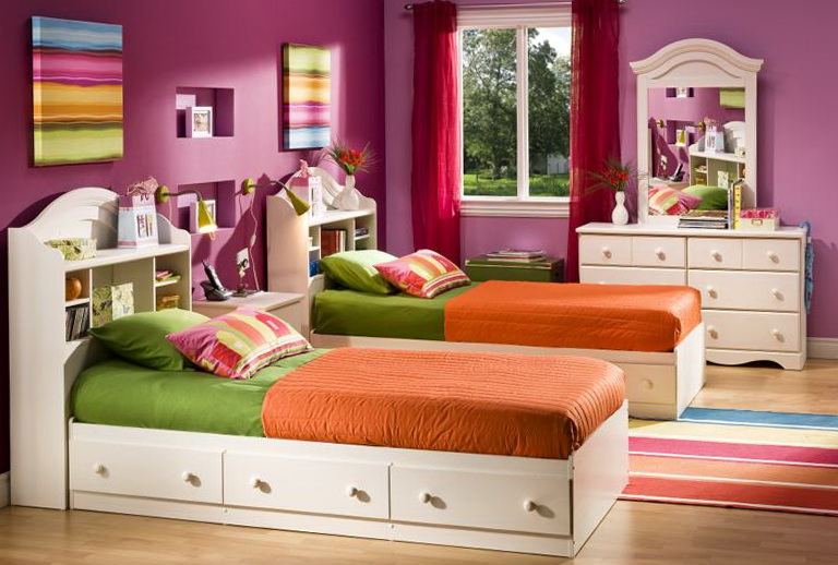 Twin Bed Sets For Girls
