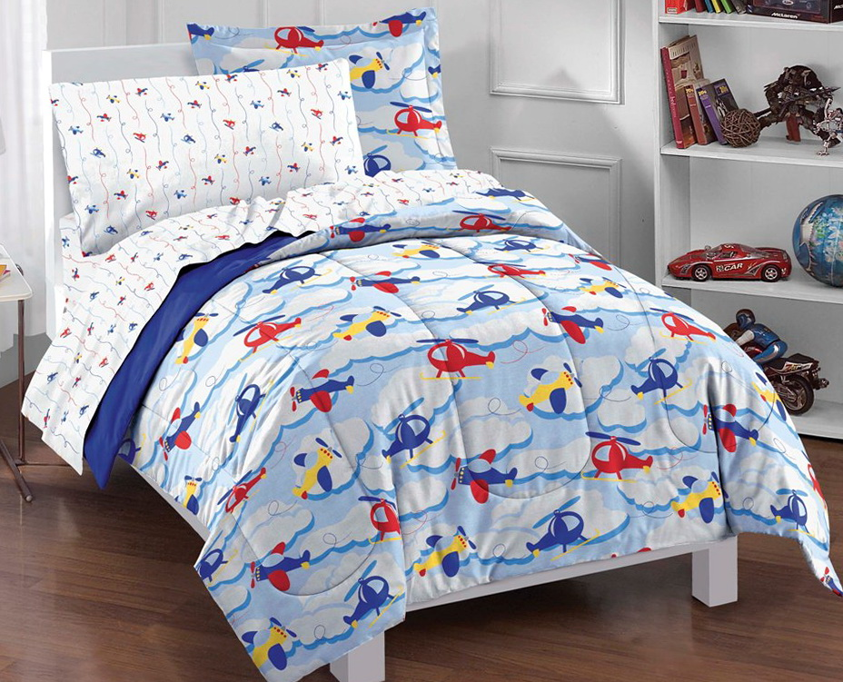 Twin Bedding Sets For Boys