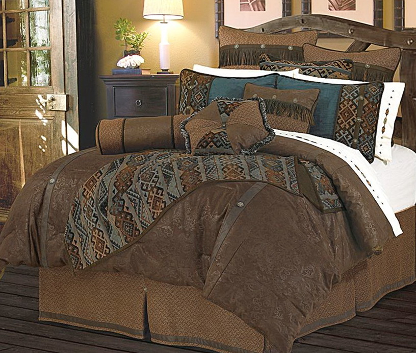Western King Size Bedding Sets