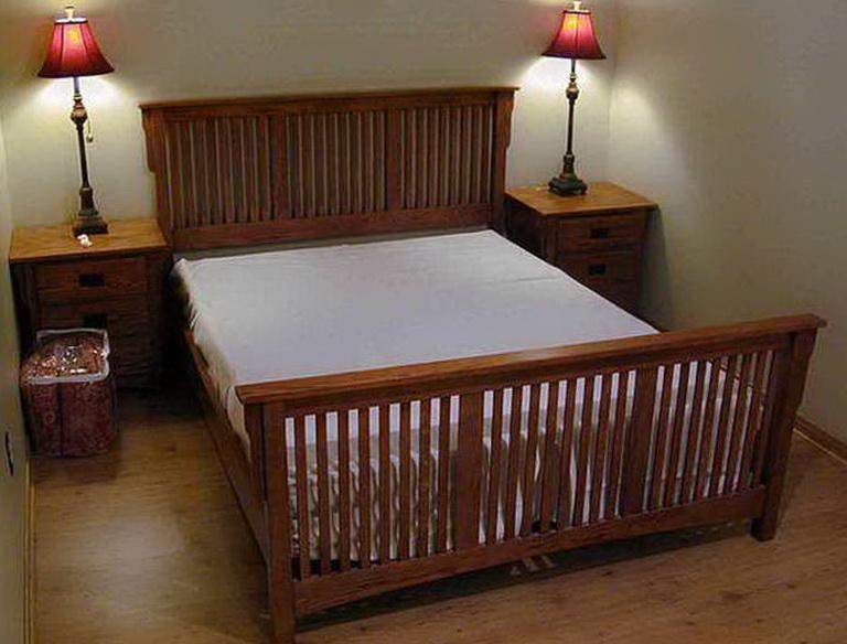Wood Bed Frame Diy