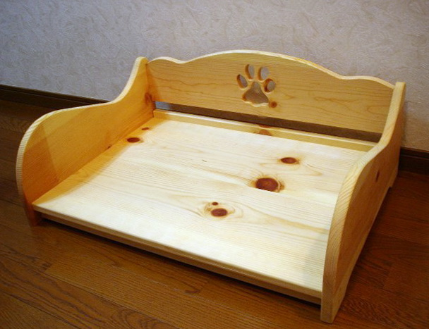 Wooden Dog Beds For Large Dogs