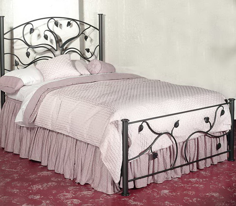 Wrought Iron Beds Designs