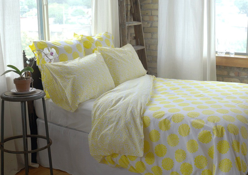 Yellow And Gray Bedding Kmart