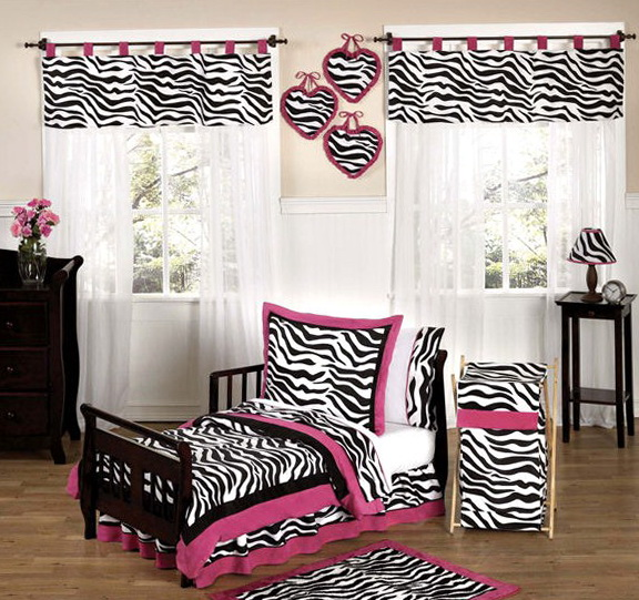Zebra Nursery Bedding Sets