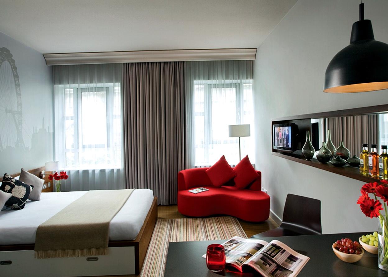 1 Bedroom Apartments Decorating