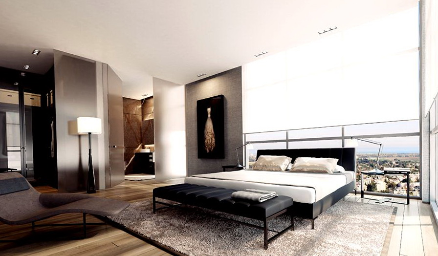 1 Bedroom Apartments Interior Design
