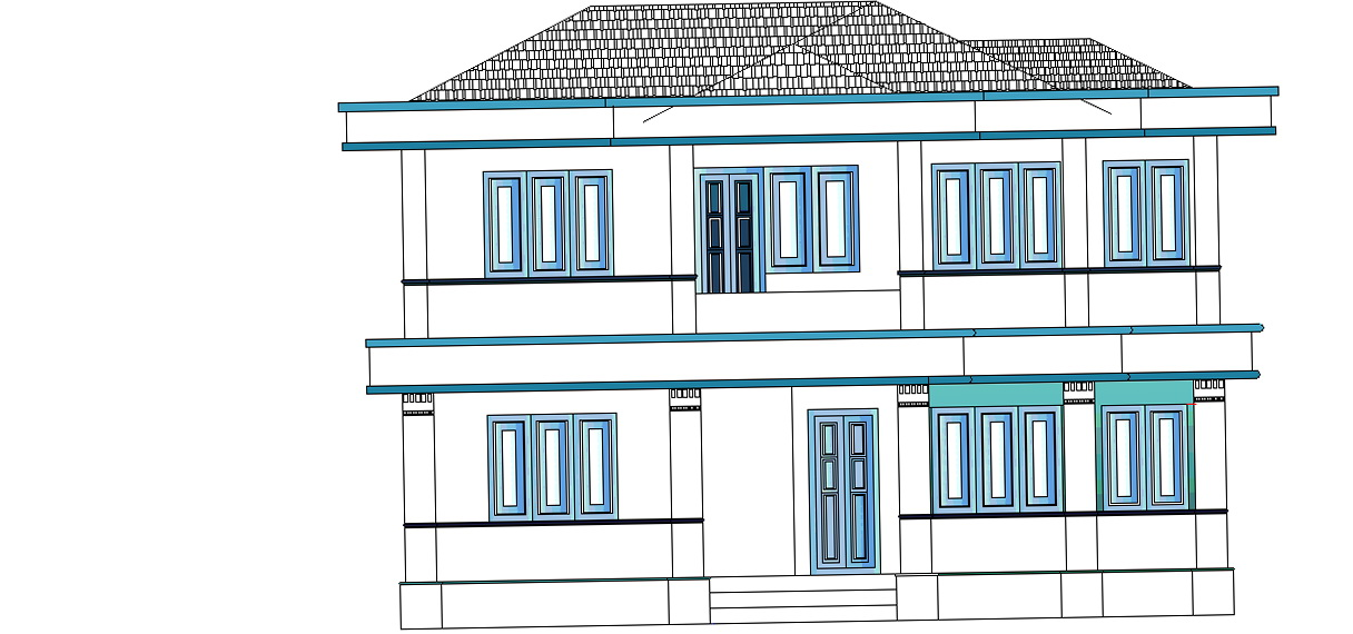 4 Bedroom House Plans Kerala