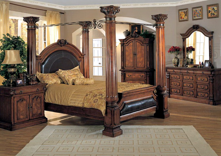 Antique Bedroom Furniture Styles
