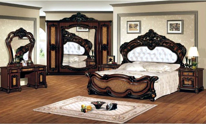 Antique King Size Bedroom Sets