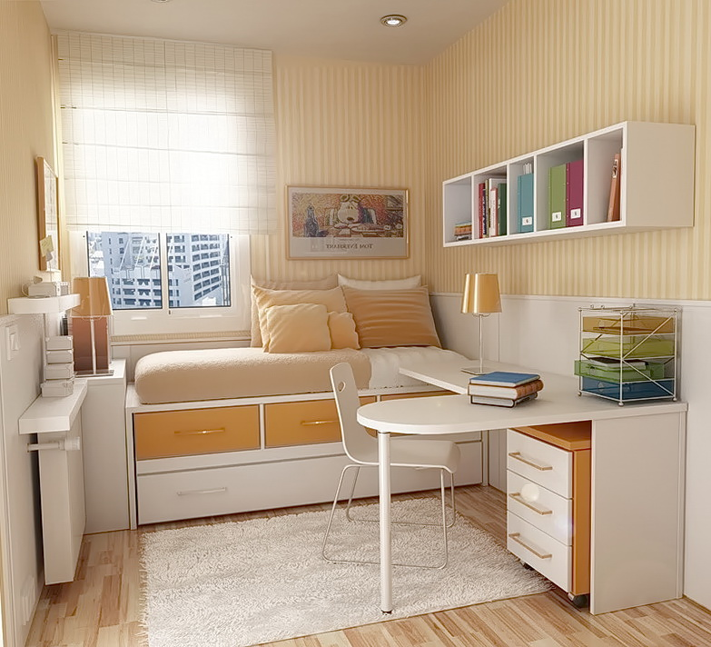 Bedroom Organization Ideas For Small Bedrooms