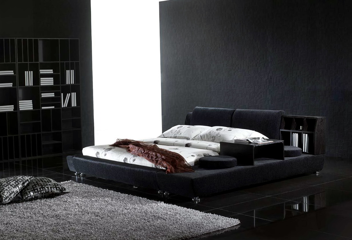 Black Bedroom Furniture Ideas