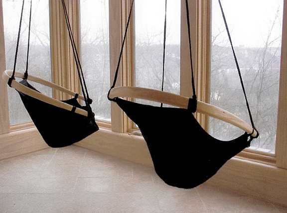 Black Hanging Chair For Bedroom