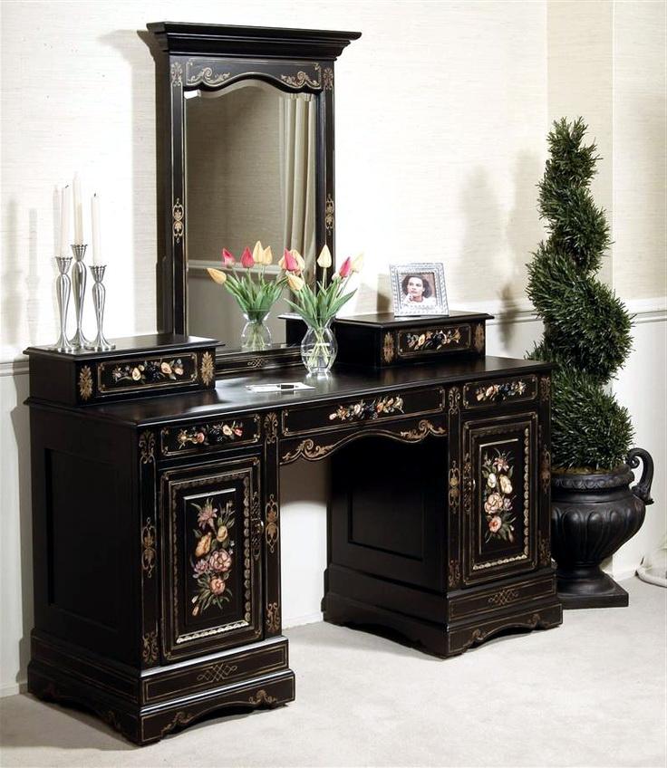 Black Vanities For Bedrooms