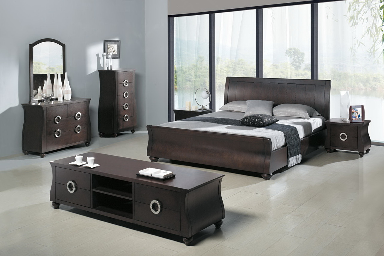 Black Vintage Bedroom Furniture