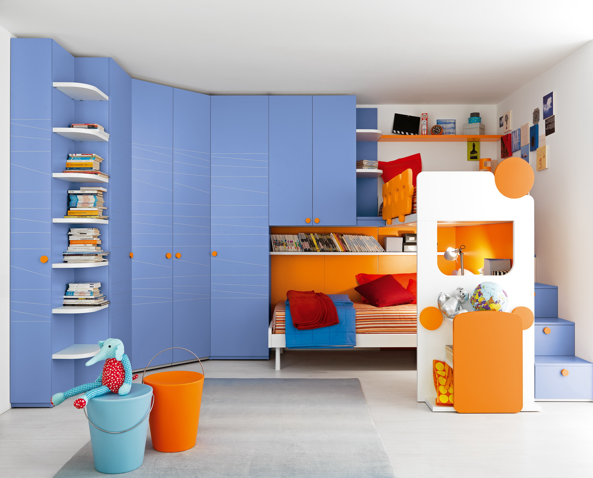 Childrens Bedroom Furniture With Storage
