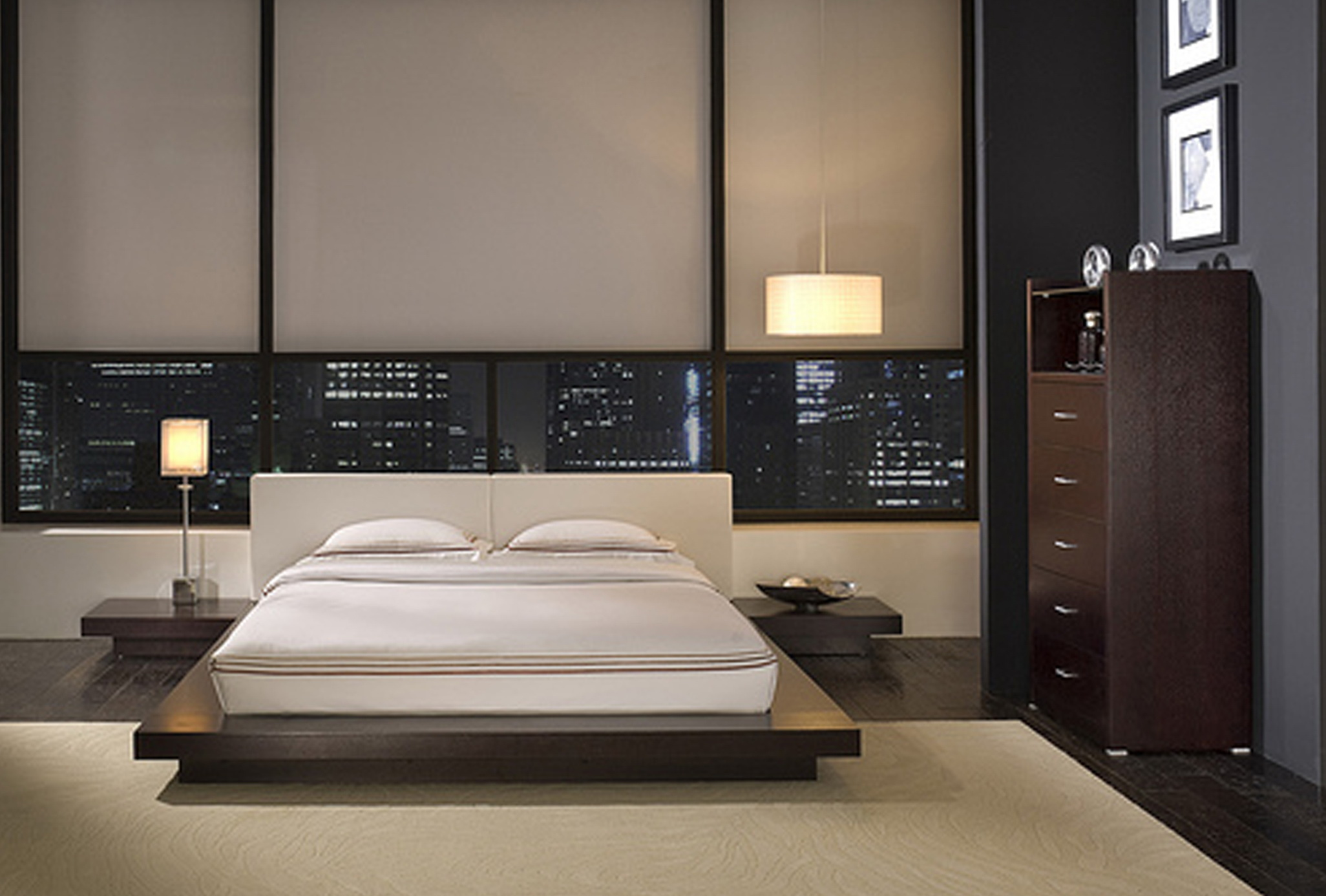 Contemporary Bedroom Furniture Los Angeles