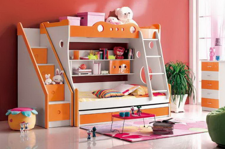 Cool Bedroom Ideas For Kids