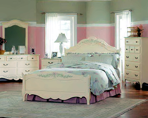 Full Size Girl Bedroom Sets