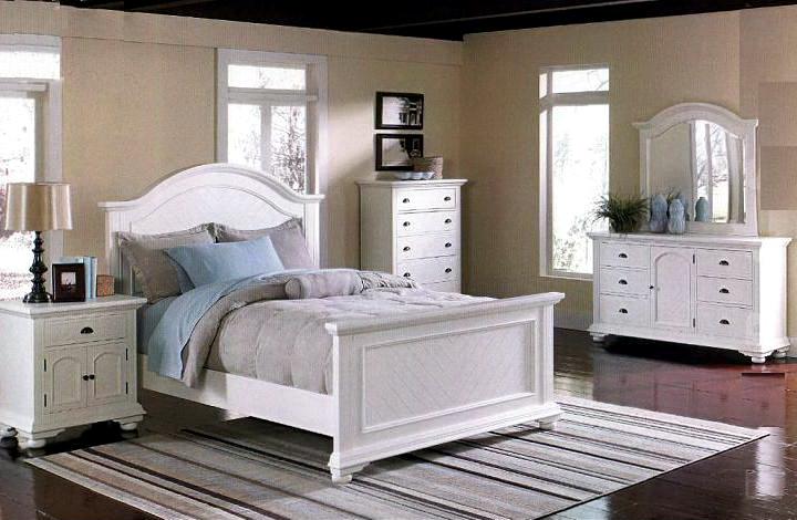 Girl Bedroom Furniture White