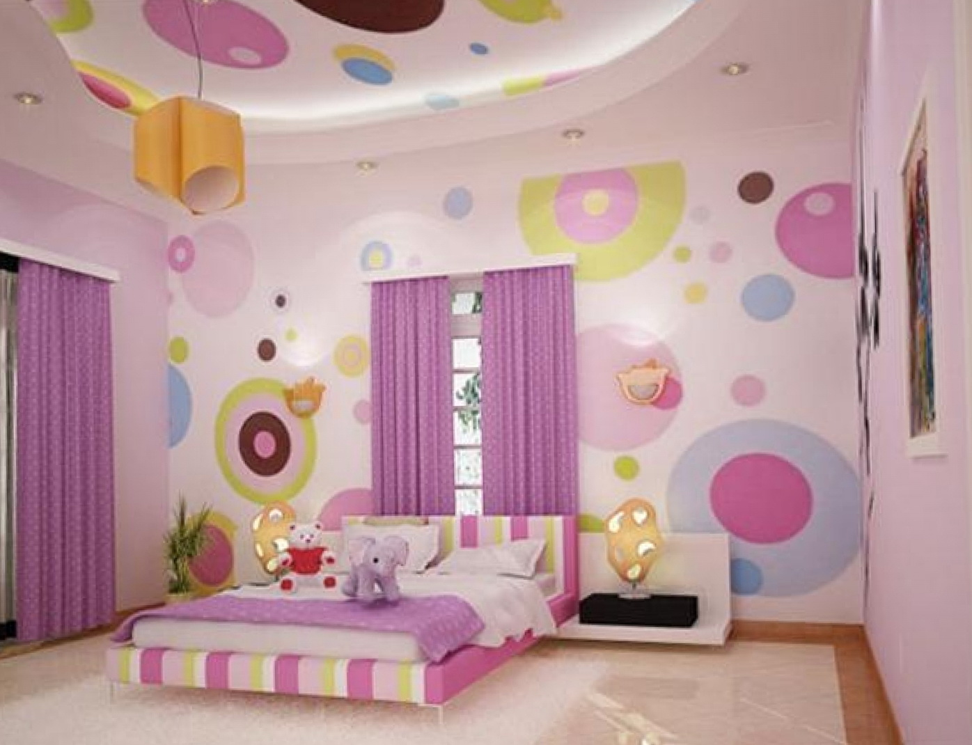 Girl Bedroom Ideas Painting