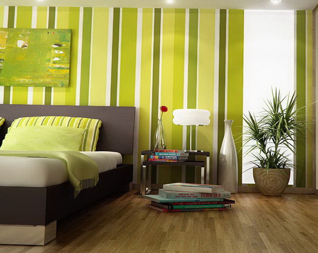 Green Bedroom Ideas Decorating