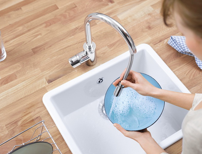 Grohe Kitchen Faucets Concetto