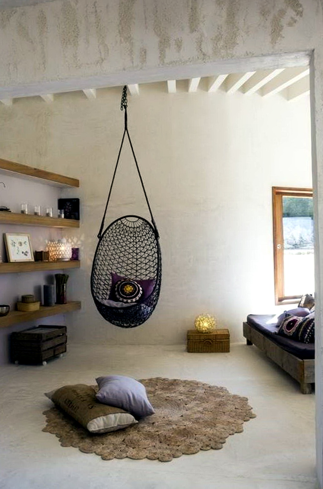 Hanging Chair For Bedroom For Sale