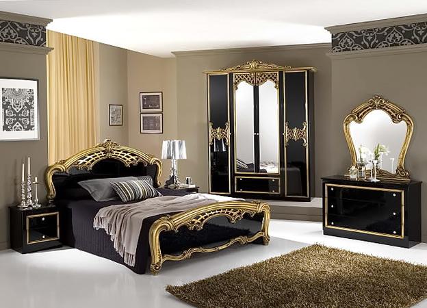 Italian Bedroom Furniture Designs