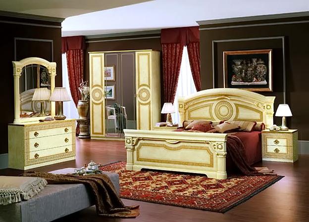 Italian Bedroom Furniture Sets