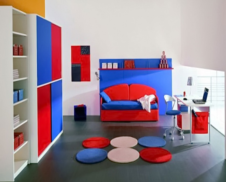 Kids Bedroom Ideas Boys