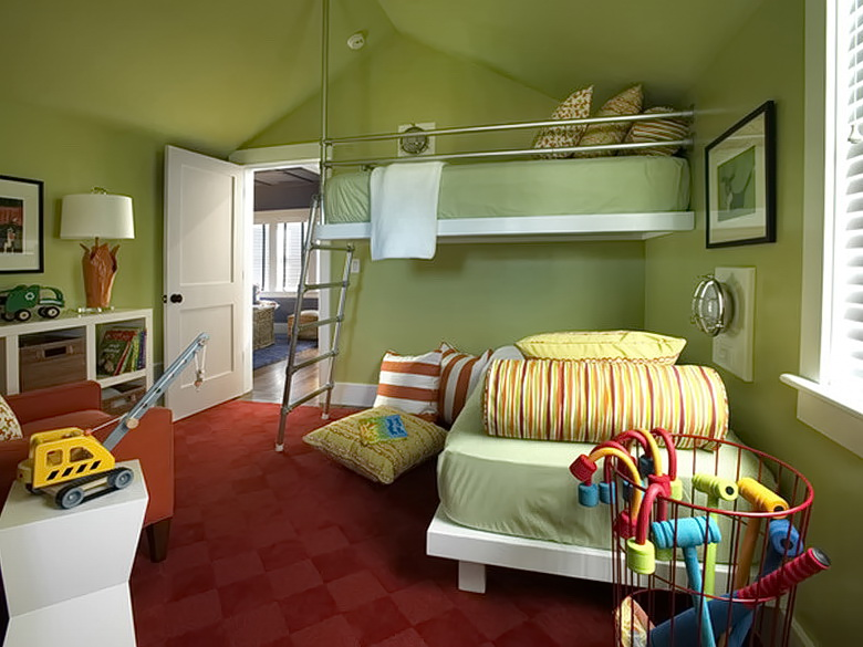 Kids Bedroom Ideas For Sharing