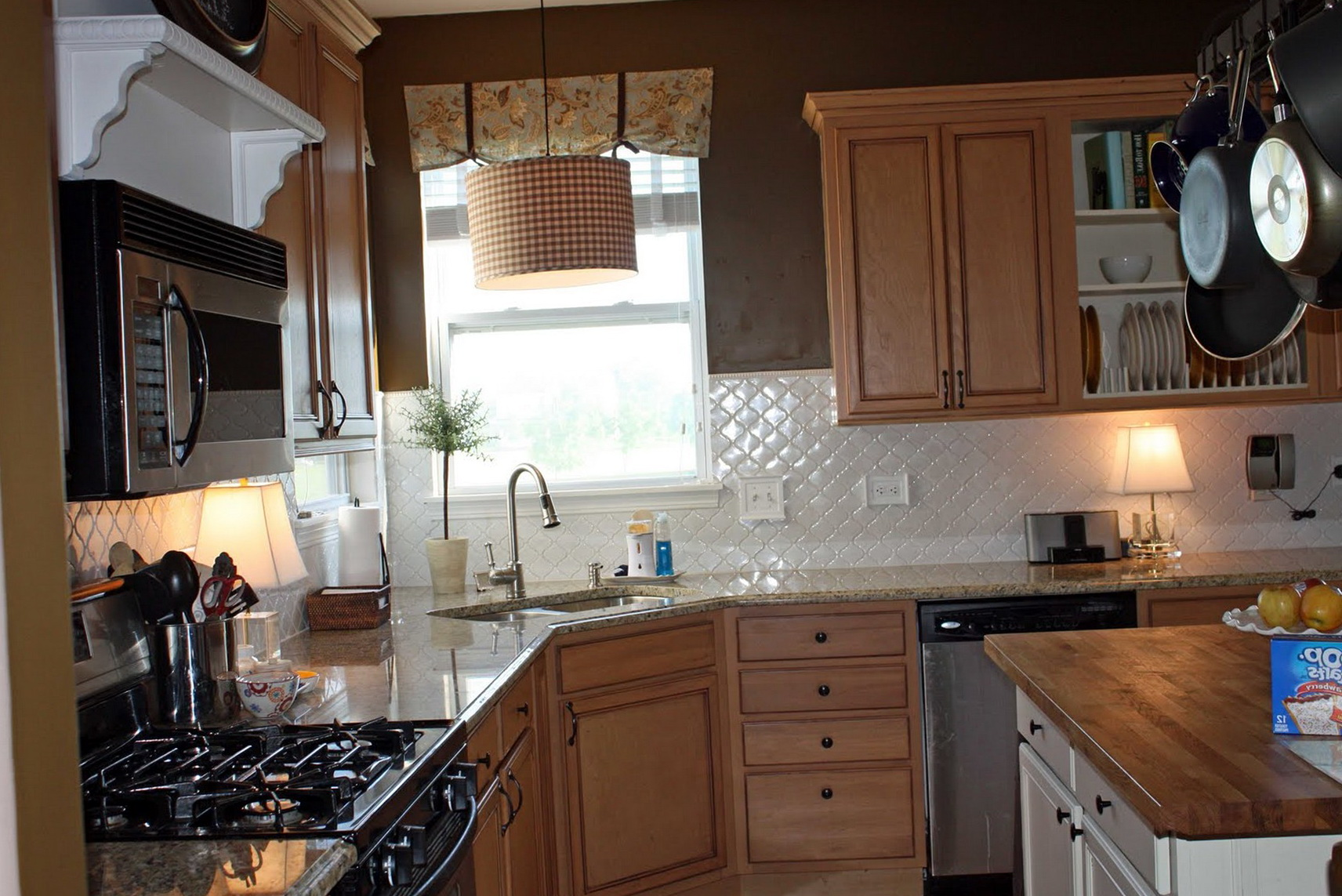 Kitchen Light Fixtures Over Sink