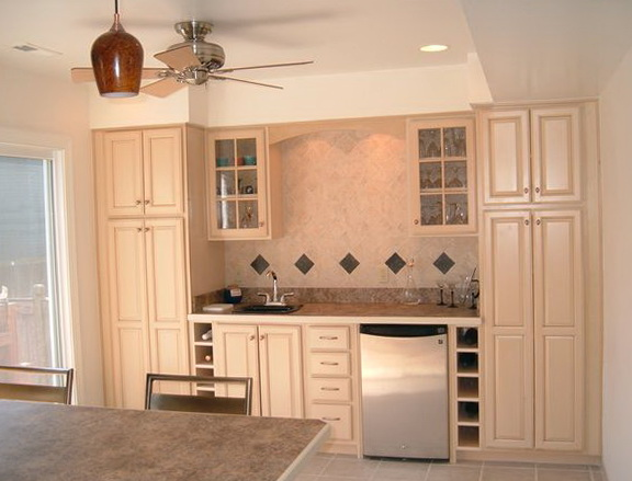 Kitchen Pantry Cabinet Design