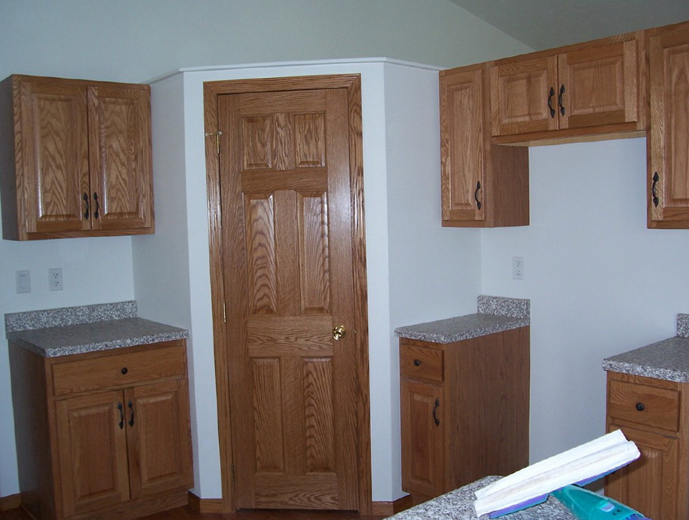 Kitchen Pantry Cabinets Built In