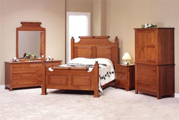 Light Oak Bedroom Furniture Sets