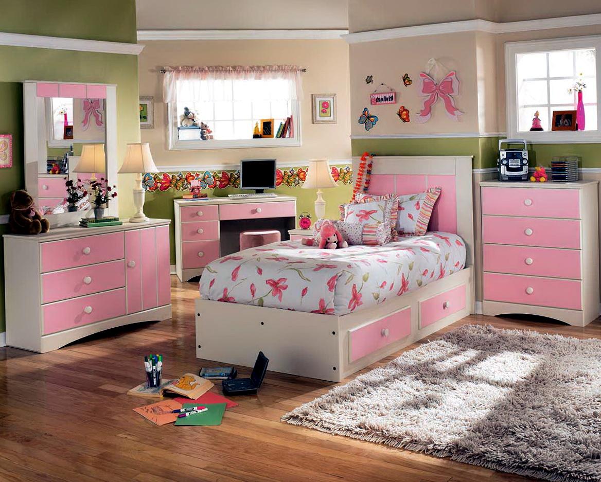 Lil Girls Bedroom Sets