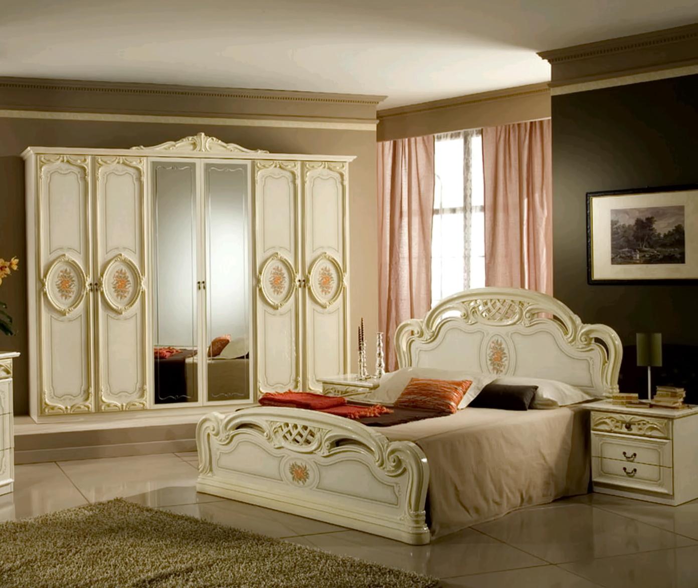 Luxury Bedroom Furniture Sets