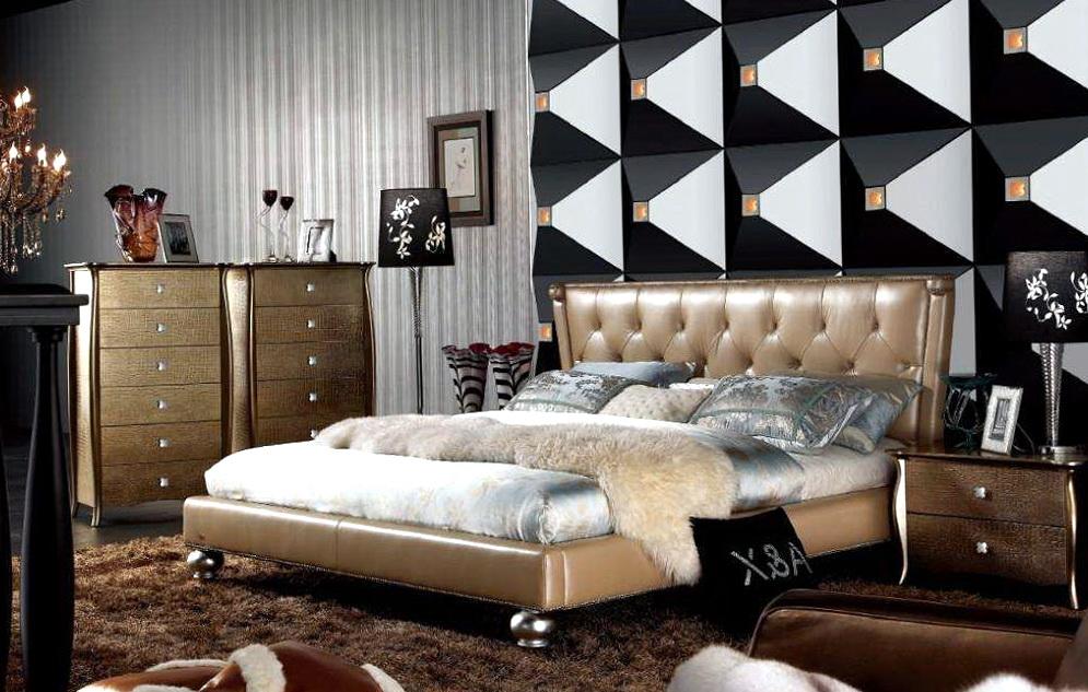 Luxury Master Bedroom Sets