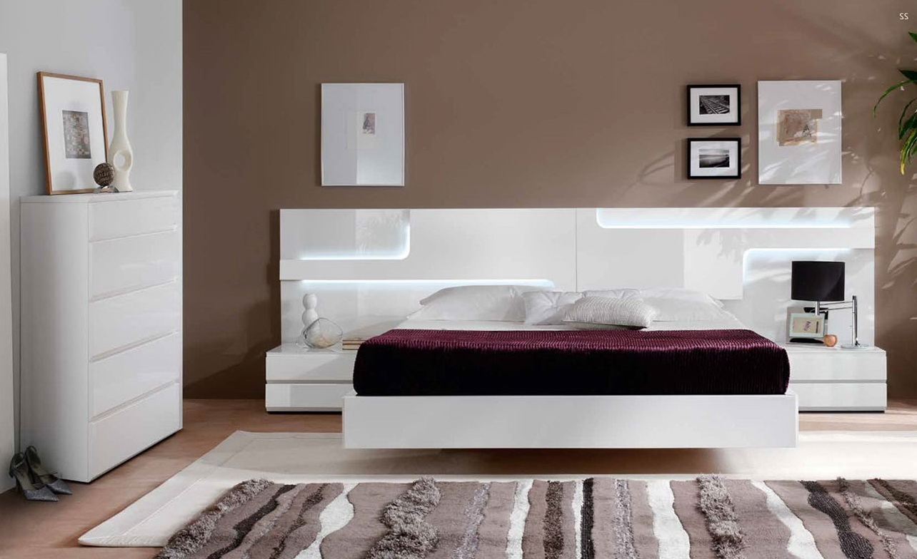 Modern Bedroom Sets Chicago