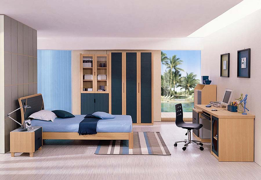 Modern Kids Bedroom Sets