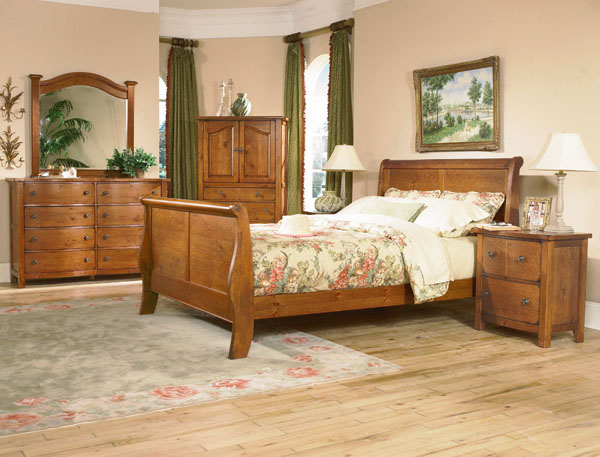 Oak Bedroom Furniture Uk