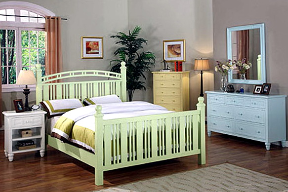 Painting Wicker Bedroom Furniture