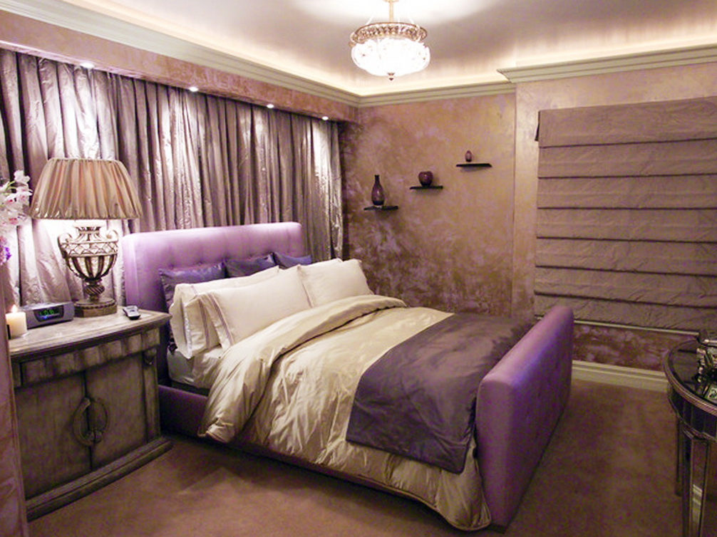 Purple Bedroom Ideas For Women