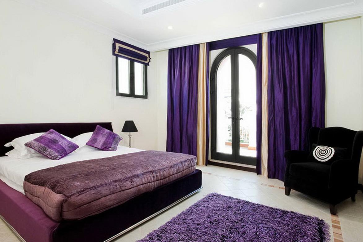 Purple Bedroom Ideas Master Bedroom